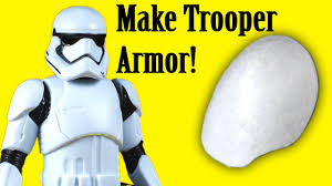 how to make stormtrooper armor shoulders diy