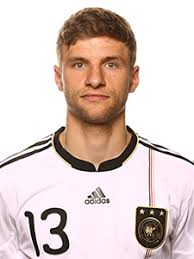 ... but this eloquent and intelligent young man seems to have his feet firmly planted on the ground. Thomas Müller has exploded onto the top ... - thomas-mueller