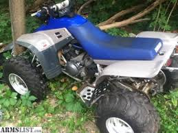 yamaha warrior 350 for sale. 98 warrior 350 just had it tuned up new wheel bearings all around dg pipe and jet kit will trade for an ak $300 cash or $1300 firm open to offers yamaha sale 5