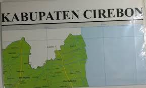 Peta administrasi kabupaten tangerang dan cakupan wilayah kajian sumber : Jual Peta Kabupaten Cirebon Di Lapak Indonesiapintar Bukalapak