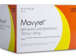 Mavyret Dosing Chart List Of Fda Approved Hepatitis C Drugs