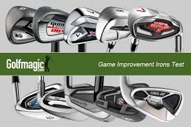 Ten Of The Best Game Improvement Irons 2013 Page 2