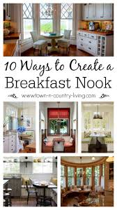 Breakfast Nook 10 Charming Breakfast Nook Ideas Town Country Living