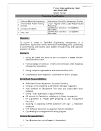 Document Control Assistant Sample Resume Awesome CV Abdul Mannan Document Controller QAQC