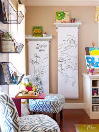 Diy kids room Adorable Ideas Wall Mounted Rollers Diy Joy 30 Diy Organizing Ideas For Kids Rooms