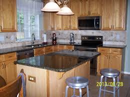 Uba Tuba Granite Kitchen Uba Tuba Granite Color Roselawnlutheran