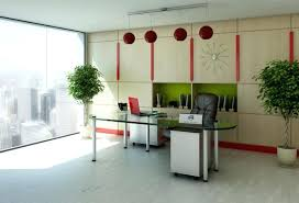 small office decoration. Offices Decoration Ideas Dazzling Idea Of Small Office Designs With Visible Glass Table Top Metal Post