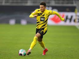 Professional footballer for borussia dortmund and england. Jadon Sancho To Miss Dortmund S Brutally Difficult Task Against Man City Sportstar