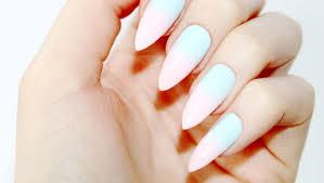 Almond Shaped Acrylic Nail Designs My Nails Nailsstock