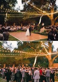 outdoor wedding lighting ideas. Wedding Decorations, Outdoor Ideas, Garden Wedding, California Venues || Colin Lighting Ideas R