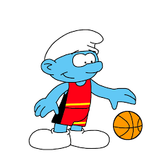 Basketball Cartoon 1600*1600 transprent Png Free Download - Material, Area,  Smile. - CleanPNG / KissPNG