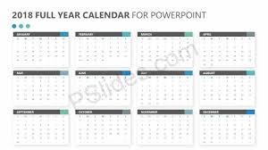 calendar template for powerpoint 2018 calendar template powerpoint delli beriberi co