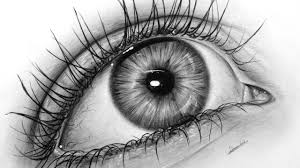 eyes drawings how to draw a realistic eye with graphite drawing tutorial