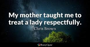 Chris Brown Quotes Amazing Lady Quotes BrainyQuote