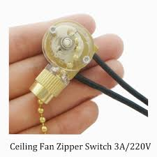 compare prices on light fan switch wiring online shopping buy low lamp zipper switch ceiling fan switch 2 wire single control pull chain switch wall light bedside
