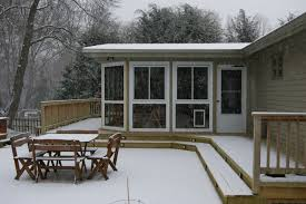 How to enclose a porch for winter Screened Porch Enclosing Porch For Living Space Randolph Sunoco Enclosing Porch For Living Space Randolph Indoor And Outdoor Design