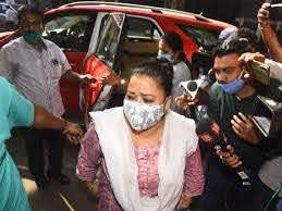 Comedian Bharti Singh arrested by NCB ...