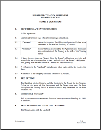 Permalink to Tenancy Agreement Sample Doc / 39 Simple Room Rental Agreement Templates Templatearchive – Or just a simple residential lease agreement forms template to print or download?