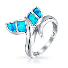 whale of a tail ring