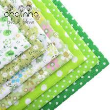 Aliexpress.com : Buy Thin Cotton Fabric Patchwork For Sewing ... & Thin Cotton Fabric Patchwork For Sewing Scrapbook Cloth Fat Quarters Tissue  For Quilt Needlework Pattern 50 Adamdwight.com