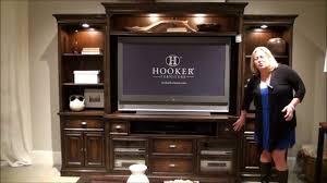 hooker furniture entertainment center. 4-pc Turnbridge Entertainment Wall By Hooker Furniture | Home Gallery  Stores - YouTube Hooker Furniture Entertainment Center