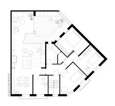 gallery of apartment and courtyard in barcelona cavaa House Plans Courtyard apartment and courtyard in barcelona cavaa arquitectes 18 20 new floor plan house plans courtyard garage