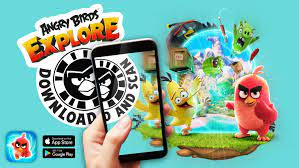 """Angry Birds Explore: """"We'll have AR codes in millions of licensed products  and in multiple retailers"""" – Licensing.biz"""