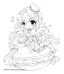 93 Kawaii Japanese Coloring Pages Unique Anime Chibi Boy Coloring