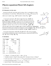 file physics equations sheet all chapters wikiversity pdf