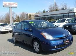 2008 Toyota Prius Hybrid in Spectra Blue Mica - 760821 | leHybrid ...