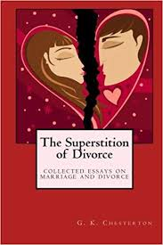 Divorce Essays Amazon Com The Superstition Of Divorce Collected Essays On