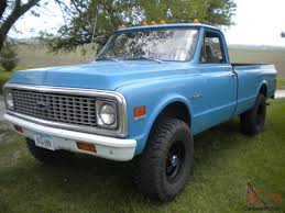 All Chevy chevy c10 4×4 : Chevy K20 4x4 3/4 ton c10 c20 gmc pickup fuel injected
