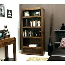 dark wood bookcase with doors cherry gorgeous bookshelf amusing outstanding awesome brown book