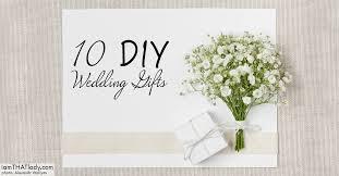 10 diy wedding gifts fb