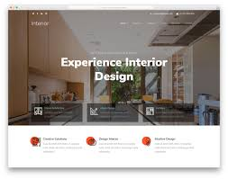 free template designs interior design free interior decorating website template