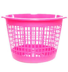 Pink Plastic Laundry Basket Awesome Pink Plastic Laundry Basket Dirtyoldtownco