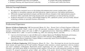 Architect Resume Format Full Size Of Templates Ms Word Resume