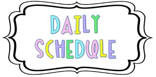 Schedule - Bailey Umbaugh