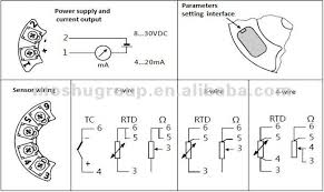 3 wire transmitter connection diagram 3 image rosemount 4 wire rtd wiring diagram wiring diagrams on 3 wire transmitter connection diagram