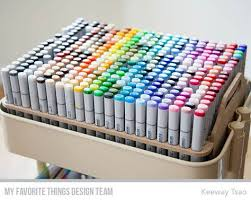 Artist Loft Sketch Markers Color Chart Copic Ciao Michaels