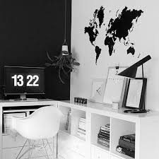back to work inspiration home decor desk work time