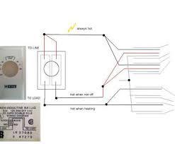 simple thermostat wiring diagram nice general thermostat wiring simple thermostat wiring diagram top wiring diagram electric heat thermostat save honeywell double rh jasonaparicio