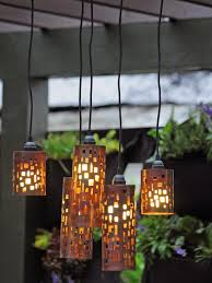 Designer Garden Lights Simple 48 Creative DIY Lighting Ideas