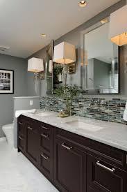 Best BATH Backsplash Ideas Images On Pinterest - Tile backsplash in bathroom