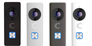 front door video cameraVideo Doorbell from Clare Offers OnBoard Storage and Remote