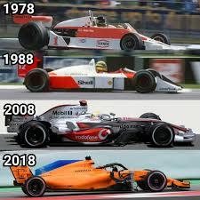 Siste nytt på norsk hver dag! The Evolution Of Mclaren F1 Team Cool Sports Cars Formula 1 Car Indy Cars