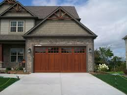 craftsman style garage doorsInspired Carriage House Garage Doors vogue Milwaukee Craftsman