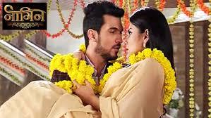 Video) Shivanya Falls In Ritik's Arms - Romantic Scene   Naagin   Colors -  video Dailymotion