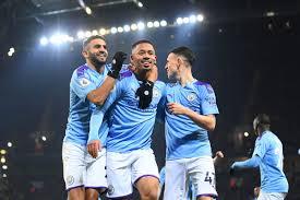 Manchester City 2-1 Everton: Match Recap - Bitter and Blue