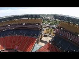 Aloha Stadium Seating Chart Virtual Aloha Stadium In Hawaii On The Island Of Oahu Dji Phantom